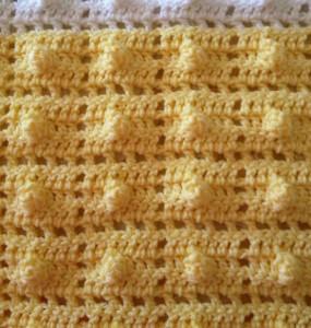 Popcorn Crochet Stitch Patterns Afghan Free Crochet Patterns