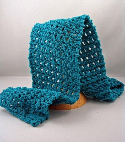 Lacy 4 Row Pattern Knitting - 1000 Free Patterns