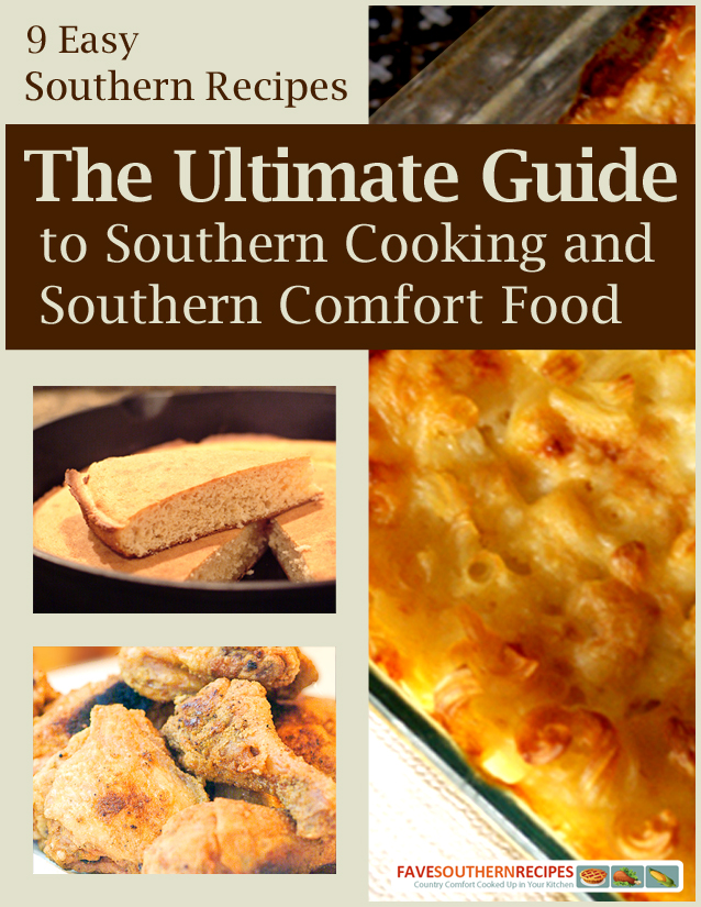 FREE Southern Recipes eCookboo...