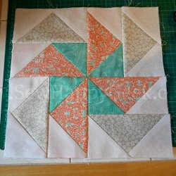 Rolling Blocks Quilt Pattern Free Quilt Patterns